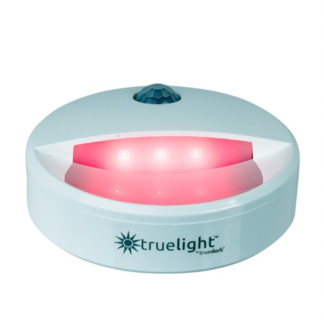 TrueLight Portable Nightlight teal colored